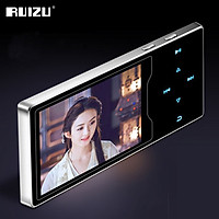 RUIZU D08 8GB Metal MP3 Player Built-in Speaker 2.4 inches HD Color Screen HIFI Lossless Sound Music Player With Ebook Video Player
