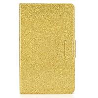 Bao Da Kim Tuyến Đính Bươm Bướm Trang Trí Cho Samsung Galaxy Tab S6 Lite Sm-P610 P615 10.4 Inch
