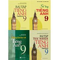 Combo Bài Tập Tiếng Anh 9 Không Đáp Án - Mai Lan Hương