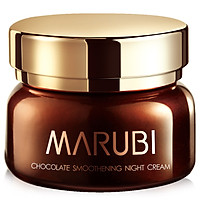 Kem Dưỡng Ban Đêm Marumi Chocolate Silky 50g ( Kem Dưỡng Ẫm)