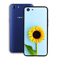 Ốp lưng mẫu đẹp cho điện thoại Oppo A83 - Viền dẻo - 02094 0325 SUNFLOWER05 - hoa Hướng Dương - Hàng Chính Hãng