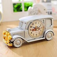 Đồng hồ trang trí decor mô hình Old car vintage
