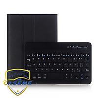 Bao da  dành cho Samsung Galaxy Tab S7 FE 12.4 inch  kèm bàn phím Smart Keyboard