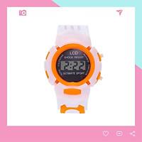 ĐỒNG HỒ TRẺ EM ĐIỆN TỬ LCD THÔNG MINH ĐẸP SHOCK RESIST DH75