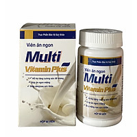[ Combo 2 hộp ] Viên uống tăng cân Multi Vitamin Plus