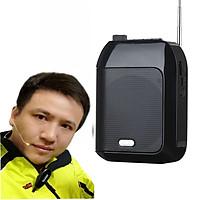 Máy trợ giảng không dây Aporo T9 2.4G phiên bản micro cài áo Pro ( hàng nhập khẩu )