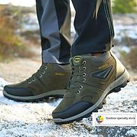 HÀNG có sẵn ! giày thể thao leo núi nam chống trượt