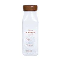 Bình Nhựa Trong Suốt Đựng Nước, Sữa, Dung Tích 510ml, Nhỏ Gọn Tiện Lợi, Nhiều Màu ANNI
