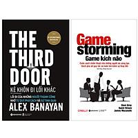 Combo Sách : Kẻ Khôn Đi Lối Khác - Lối Đi Của Những Người Thành Công Nhờ Tư Duy Phá Cách Và Sự Tinh Quái + Game Kích Não (Gamestorming)