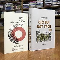 Combo sách Gió Bụi Đầy Trời (bìa cứng) + Một Tiếng Gọi (có chữ ký tặng của tác giả Thiên Sơn)