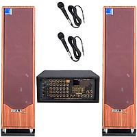 Bộ dàn karaoke và nghe nhạc gia đình PA - 8200 BellPlus (hàng chính hãng)