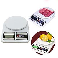 Cân Điện Tử Cân Nhà Bếp Cân Tiểu Ly Electronic Kitchen Scale 10kg SF 400