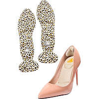 Miếng lót giảm size cho giày bị rộng Cao Cấp - buybox - BBPK11 (Da beo)