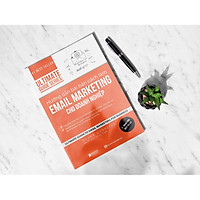 Sách-Hướng dẫn bài bản cách làm Email Marketing cho doanh nghiệp(tái bản 2020)