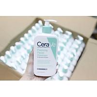 Sữa rửa mặt Cerave Foaming Facial Cleanser cho Da dầu nhập Mỹ