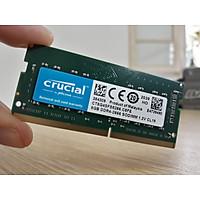 Ram Laptop Crucial DDR4 8GB Bus 2666 CT8G4SFS8266 - HÀNG CHÍNH HÃNG