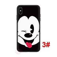 Ốp lưng điện thoại n hình mickey minnie kiss dành cho iphone 5 / 6 / 7 / 8 / xr / x / xs / xs max / 11 / 11pro / 11pro max / 12 / 12 mini / 12 pro / 12 pro max - A71