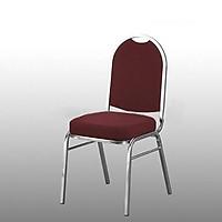 Combo 4 Ghế nhà hàng - ghế phòng ăn - ghế hội trường INOX