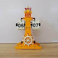Đồng hồ đặt bàn hình ngọn hải đăng