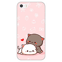 Ốp lưng dẻo cho Apple iPhone 5 / 5s _Lovely 03