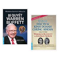 Combo Bí Quyết Warren Buffett (53856) + Bí Quyết Đầu Tư & Kinh Doanh Chứng Khoán (53436)