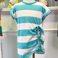 Váy thun kẻ M.T dành cho bé ( ảnh thật )