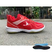 Giày Cầu Lông Mira Lightning 19.1 Đỏ Có Miếng Lót Giày
