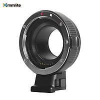 Commlite CM-EF-EOSM Lens Mount Adapter Electronic AF Mount Adapter with IS Function for Canon EF/EF-S Lens to Fit for