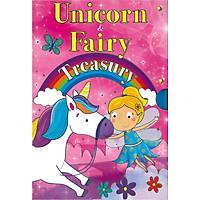 UNICORN & FAIRY TREASURY SLIP CASE - Những Câu Chuyện Về Kỳ Lân Và Các Nàng Tiên