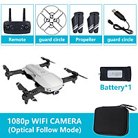Drone x pro 5G Selfie WIFI FPV with 4K HD Dual Camera Foldable RC Quadcopter