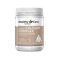 Thực phẩm bổ sung canxi Australia Healthy Care Super Calcium Complex 400 tablets