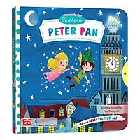 Sách Tương Tác - Sách Chuyển Động - First Stories - Peter Pan