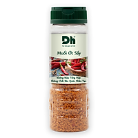 Muối Ớt Sấy 110g Dh Foods
