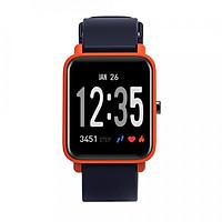 Đồng hồ thông minh Doric đo nhịp tim, huyết áp, nồng độ oxy (Cam)