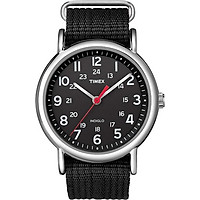 Đồng hồ Timex Unisex T2N647MK Weekender Black Watch 38mm