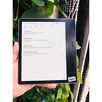 Máy đọc sách Kindle Oasis 2 / Oasis 2018 ( 32GB) Used - Likenew  - Máy 4350k,+ bao da, miếng dán