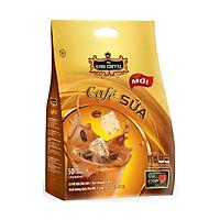 Cà Phê Sữa Hòa Tan 3IN1 KING COFFEE - Túi 50 gói x 24g