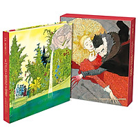 Harry Potter: The Tales of Beedle the Bard (Hardback) Deluxe Illustrated Edition (English Book)