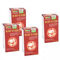 Combo 3 hộp Thực phẩm chức năng Dạ dày tá tràng Metaherb  - Tặng 1 hộp dạ dày tá tràng Metaherb cùng loại