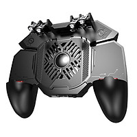 Joystick Controller AK88 Six Finger All-In-One Gamepad for PUBG IOS Android L1 R1 Trigger Operating Gamepad
