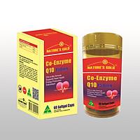 Viên uống bổ tim mạch Co Enzyme – Q10 (150mg). - (60 viên/hộp)
