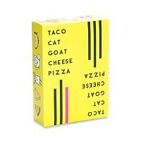 Trò Chơi Thẻ Bài Taco Cat Goat Cheese Pizza
