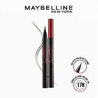 Kẻ Mắt Nước Maybelline Hyper Sharp Power - Đen (0.5g)