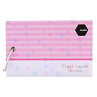 Giấy Note Motto Flash Cards CYFC100