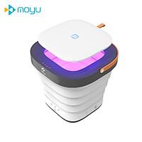 Máy Giặt Gấp Di Động Xiaomi Moyu Mini Phù Hợp Cho Người Du Lịch Hay Tại Nhà
