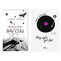 Combo Truyện Hay: Sự Im Lặng Của Bầy Cừu + Lắng Nghe Gió Hát (Bộ Truyện Tâm Tình Kinh Điển Được Bạn Đọc Yêu Thích Nhất / Tặng Kèm Bookmark Happy Life)