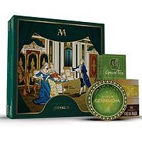 Bộ quà tặng trà cao cấp 2021 Royal's Mon