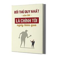 Tranh Canvas Trang Trí Mopi 451