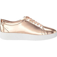 Giày Sneaker Nữ Fitflop X21-323 - Rose Gold