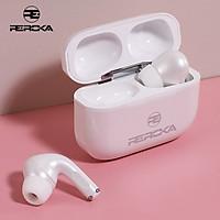 Tai Nghe True Wireless  REROKA AK FLIP Bluetooth V5.0, đeo êm tai, âm thanh sống động - Hàng chính hãng